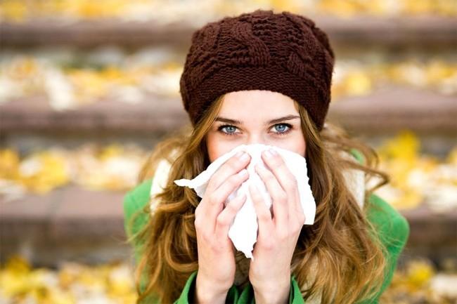 Jak ustrzec się przed przeziębieniem