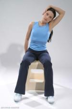 Kręcz karku - ćwiczenia